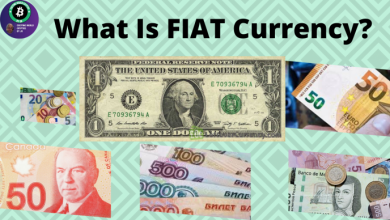 ارز فیات ارز دیجیتال پول کریپتو کارنسی رمزنگاری بیت کوین