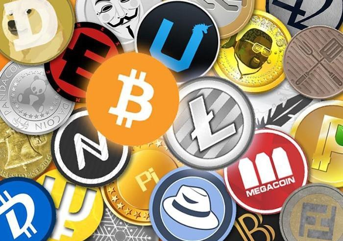 رمز ارزها استلار ارز بیت کوین BTC ریپل