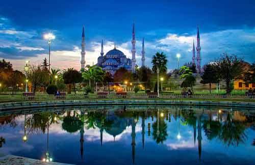 ترکیه ممنوعیت