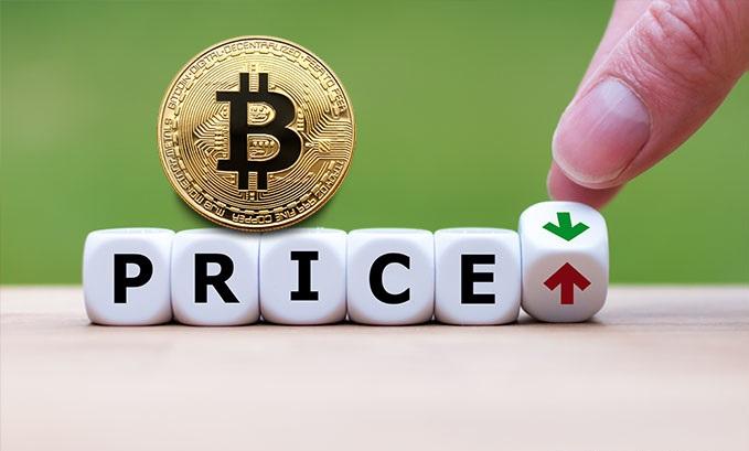قیمت بیت کوین BTC/USD BTC