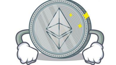 اتریوم اتر ETH قیمت بیت کوین