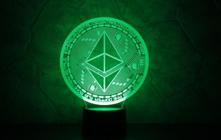 قیمت اتر اتریوم ETH ارز دیجیتال کریپتو