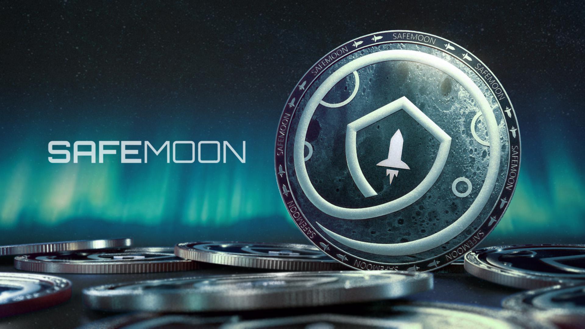 safemoon سیف مون ارز دیجیتال