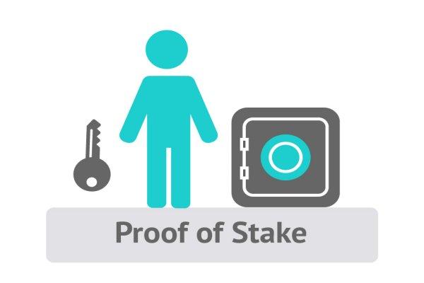 بلاک چین اتریوم POS گواهی اثبات سهام