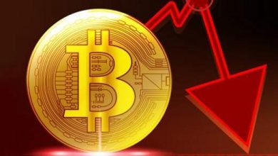 قیمت BTC بیت کوین رمزنگاری ارز